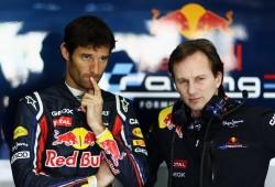 Christian Horner critica la acción de Webber en Silverstone
