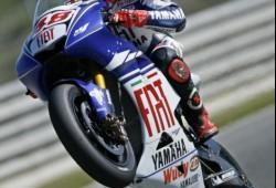 Yamaha quiere la tercera victoria consecutiva en Alemania