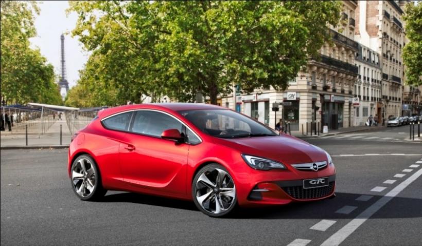 Opel confirma la llegada del Astra GTC OPC