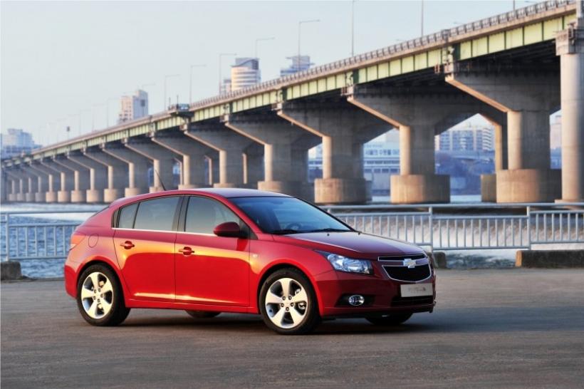 Precios y equipamiento del nuevo Chevrolet Cruze HB5 (5p) para España