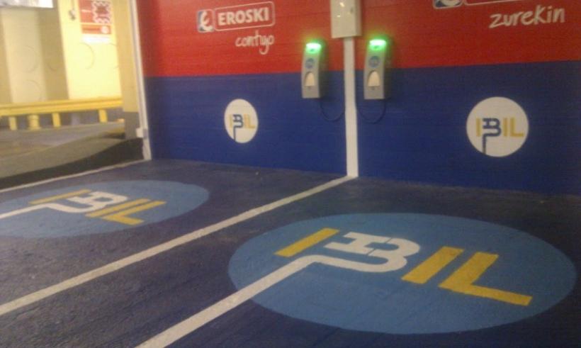 Puntos de recarga a domicilio para los compradores de coches eléctricos