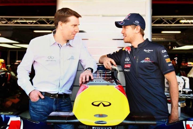 Red Bull fabricará coches de producción de la mano de Infiniti