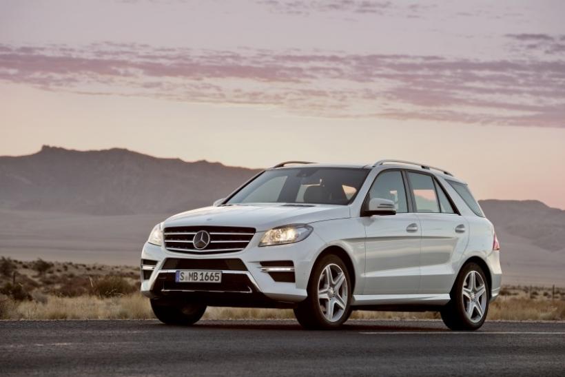 Todos los datos del Mercedes Clase M 2012