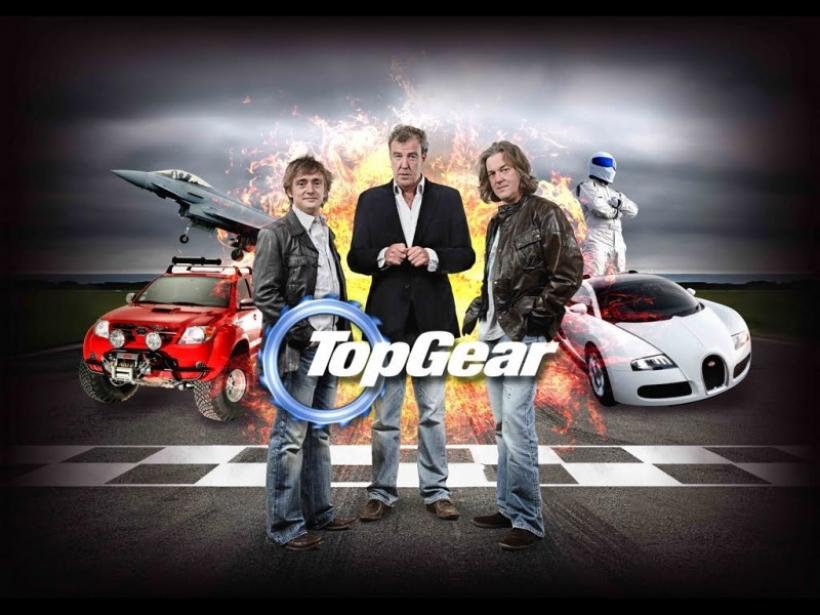 Top Gear se emitirá en Cuatro