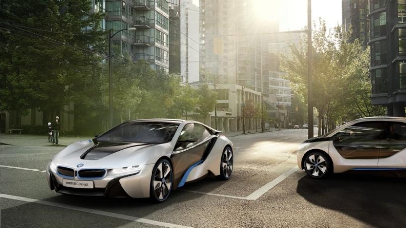 Ya es oficial: BMW i8 y BMW i3 Concept a Frankfurt 2011