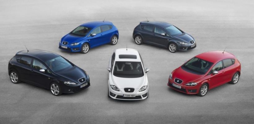 Ya la venta la nueva gama SEAT León FR. Nueva galería de fotos