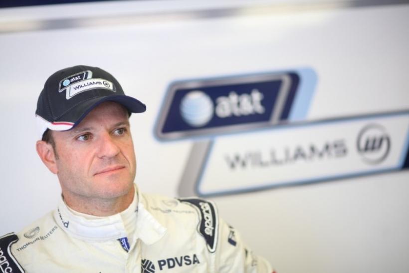 Barrichello: 'Quiero continuar y tener un buen coche en 2012'