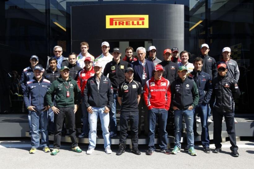Así está el mercado de fichajes de Fórmula 1 para 2012