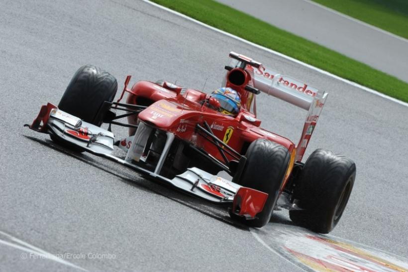 Alonso, dispuesto a correr riesgos en Spa