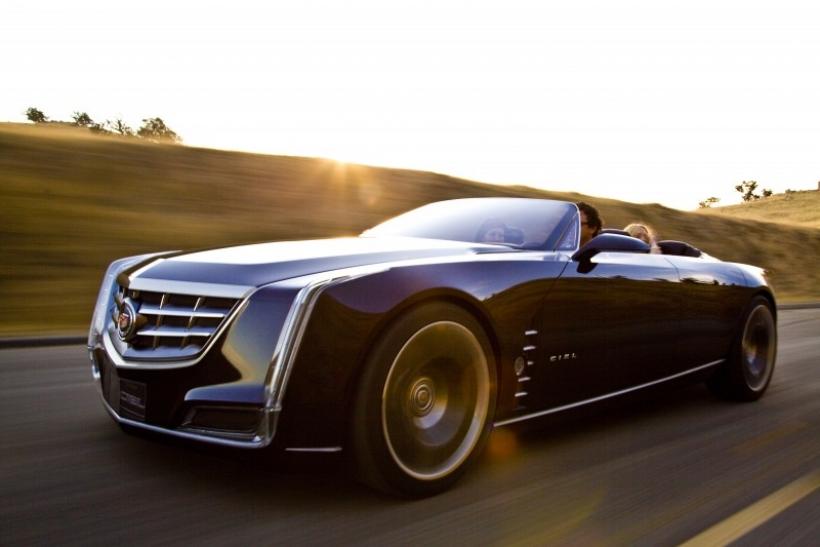 Cadillac Ciel, el gran descapotable con cuatro puertas