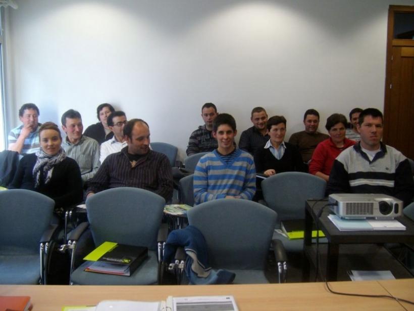 Cursos para la profesionalización del transporte en Castilla y León