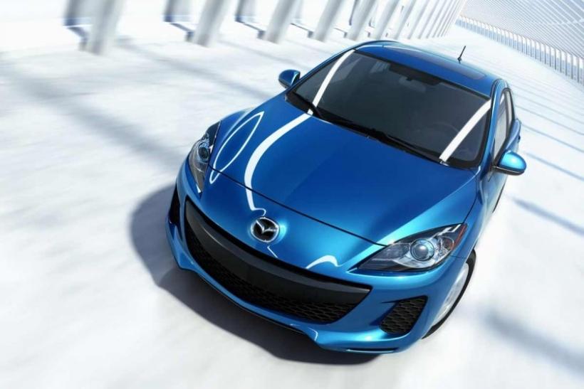 El restyling del Mazda 3 estará presente en el Salón de Frankfurt 2011