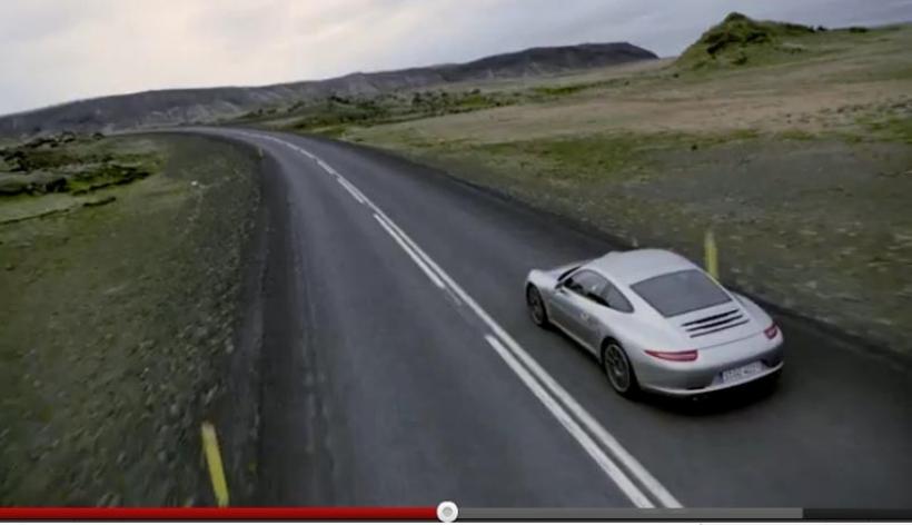 El Porsche 911 Carrera S hace su debut en video