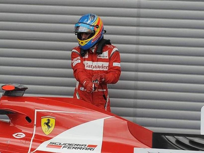 En Ferrari decepcionados con la crono