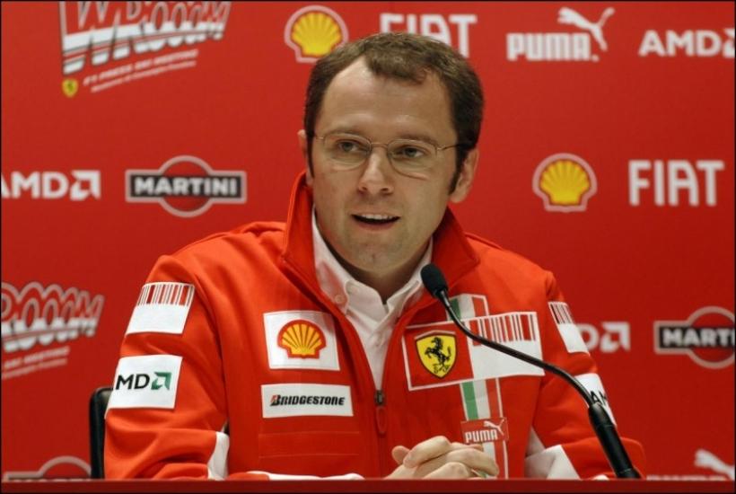Ferrari anuncia un coche innovador para 2012