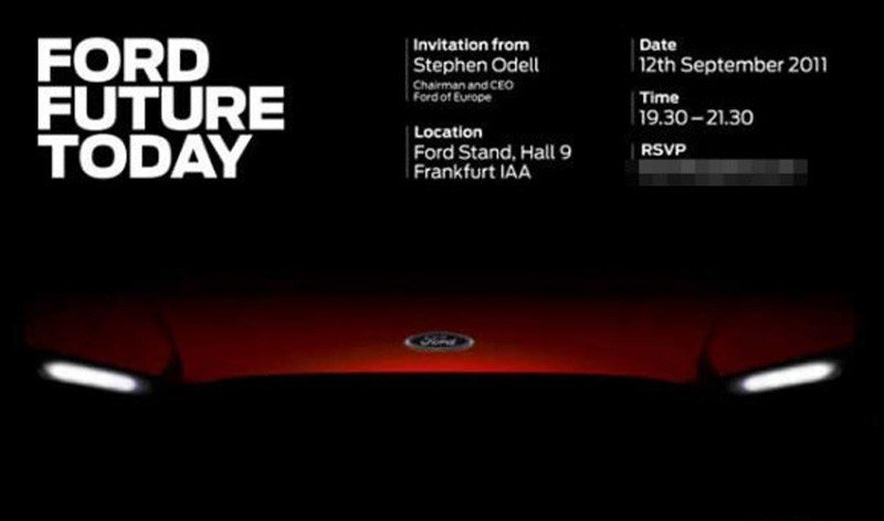 Ford nos tiene preparadas cuatro nuevas sorpresas para Frankfurt