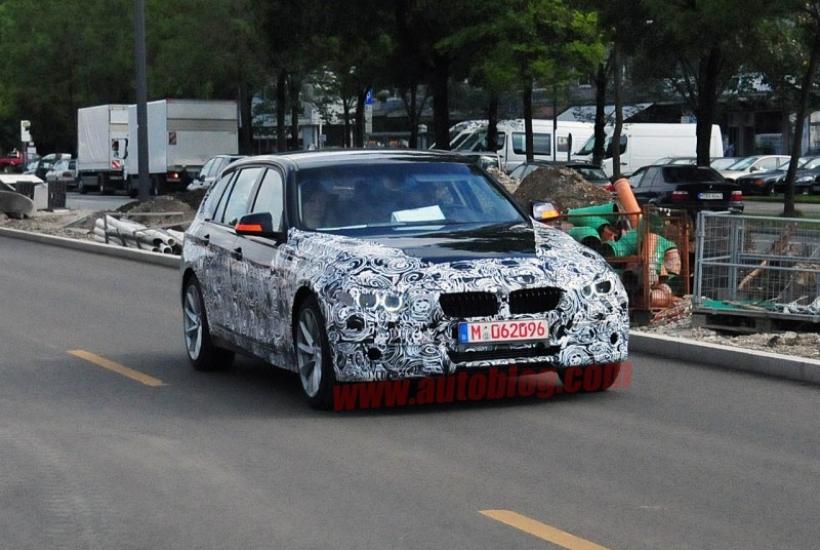 Fotos espía del BMW Serie 3 Touring