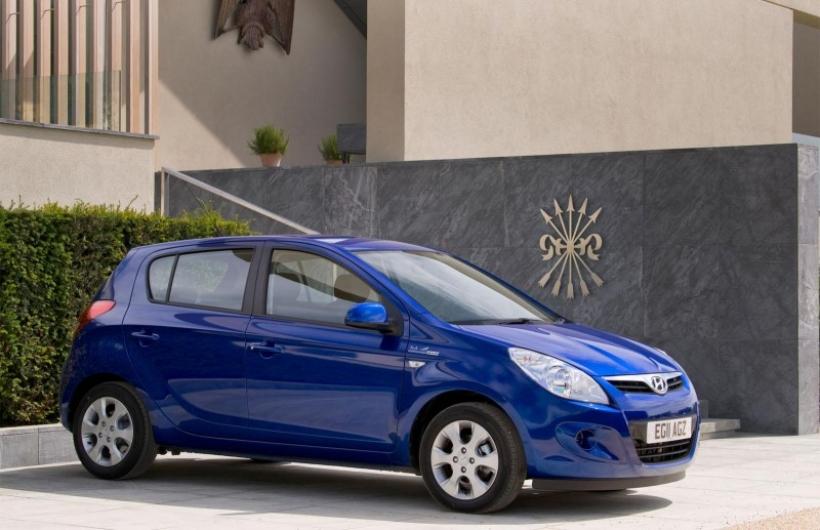 Hyundai i20 Blue, solo para el Reino Unido