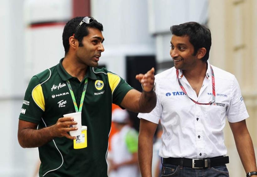 Karthikeyan confirma que correra en el GP de India con HRT