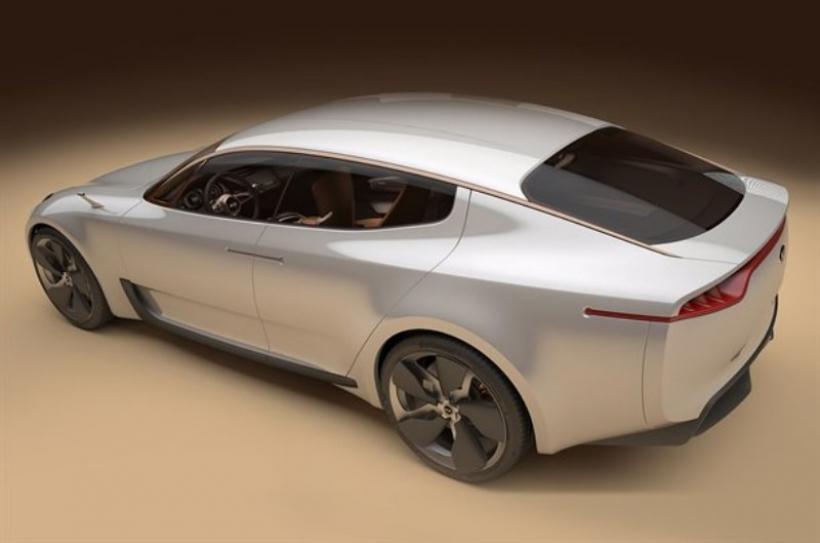 Kia presentará un espectacular concept en el Salón de Ginebra