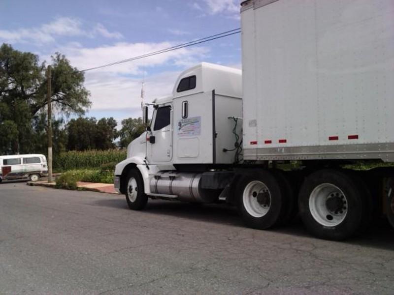 La seguridad antirrobo en el transporte de mercancías