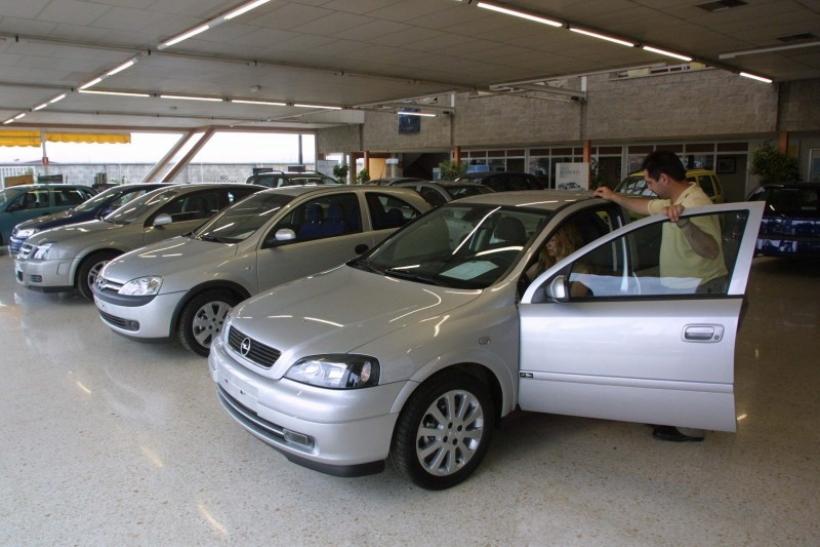 Las ventas de coches seguirán en descenso, según Ganvam