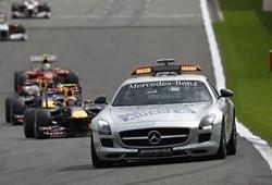 Alonso dice que el coche de seguridad ayudó a Vettel a ganar
