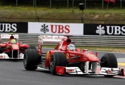 Alonso prefiere el calor a las condiciones frías que no favorecen a Ferrari