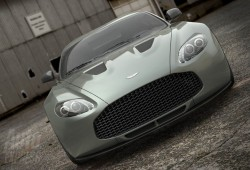 Aston Martin presenta la versión de producción del V12 Zagato