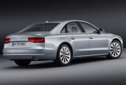 Audi A8 Hybrid, lujo ecológico