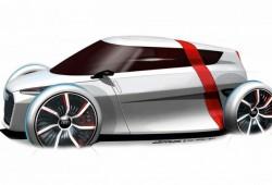 Audi ha hecho oficial el Urban Concept. Un pequeño Audi para la gran ciudad