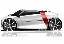 Audi presenta el Concept Urban Spyder