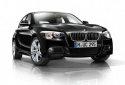 Cazado el BMW Serie 1 2012 con el Pack M Sport