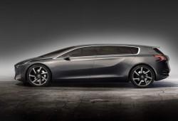 Desvelado el Peugeot HX1 Concept