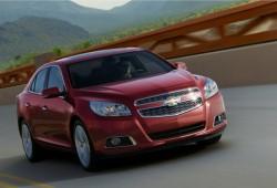 El Chevrolet Malibu arriba a Europa desde el Salón de Frankfurt