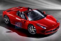 El Ferrari 458 Spider se filtra antes de su debut