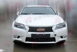 Lexus GS 2012 al descubierto