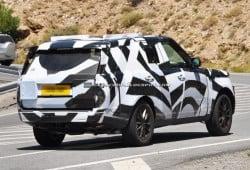 El Range Rover 2012/2013 sigue de paseo