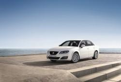 El SEAT Exeo recibe un restyling para 2012