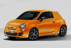 Fiat 500 4x4 fabricado por Scagliarini Motorsports