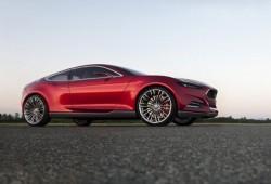 Ford presentará el Evos Concept en el Salón de Frankfurt