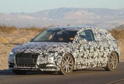 Fotos espía: Audi S3 2012/2013