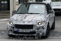 Fotos espía del BMW... ¿Serie 1 GT?