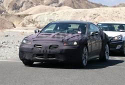 Fotos espía del Hyundai Genesis restyling