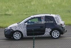 Fotos espía: Opel Junior