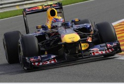 GP Bélgica 2011, Libres 2: Webber el más rápido