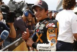 GP Indianapolis, pole para Márquez, Bradl sale 22º