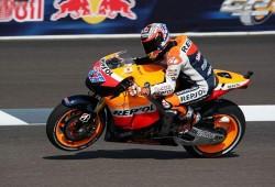 GP Indianapolis, enésima pole para el imparable Stoner