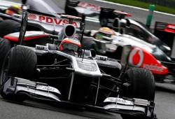 Hamilton apercibido, Maldonado sancionado con 5 posiciones