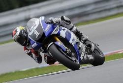 Lorenzo, tests de Brno con la 1000: la moto tiene potencial